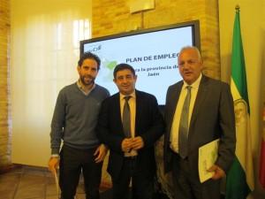 Flexia Films y ATE se acogen al Plan de Empleo de la Diputación para instalarse en la provincia