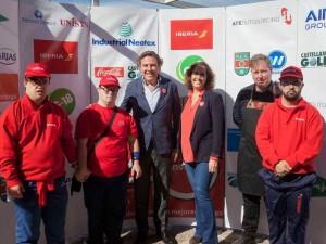 Octavo aniversario del Torneo Solidario de Golf Envera